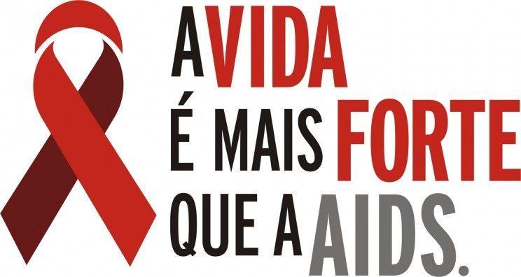 Dia mundial contra a aids - a vida é mais forte